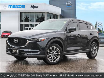 2019 Mazda CX-5 Signature (Stk: P5595) in Ajax - Image 1 of 27