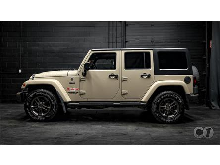 2016 Jeep Wrangler Unlimited Sahara (Stk: CT20-575) in Kingston - Image 1 of 40