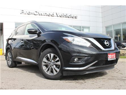 2015 Nissan Murano SV (Stk: L20051A) in Toronto - Image 1 of 19