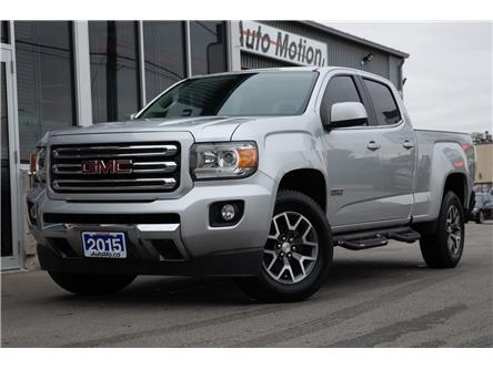 2015 GMC Canyon SLE (Stk: 20987) in Chatham - Image 1 of 22