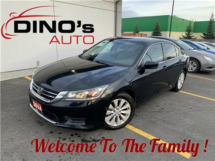 2014 Honda Accord LX (Stk: 807910) in Orleans - Image 1 of 25