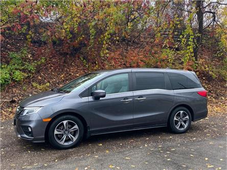 2018 Honda Odyssey EX (Stk: K1108A) in London - Image 1 of 20