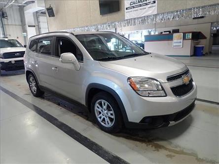 2014 Chevrolet Orlando LT (Stk: 13887A) in Saskatoon - Image 1 of 4