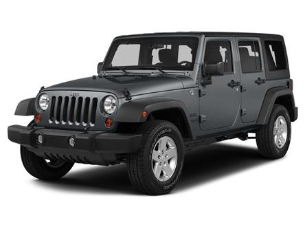 2013 Jeep Wrangler Unlimited Sahara (Stk: M519898A) in Surrey - Image 1 of 8