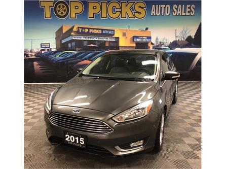 2015 Ford Focus Titanium (Stk: 257809) in NORTH BAY - Image 1 of 26