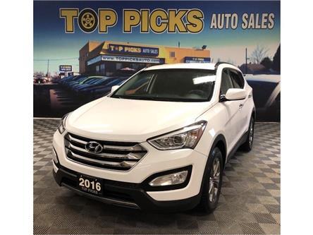 2016 Hyundai Santa Fe Sport Premium (Stk: 344800) in NORTH BAY - Image 1 of 23