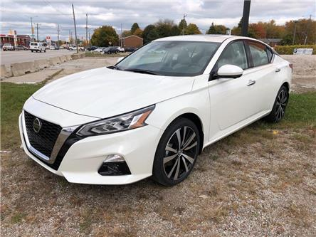 2020 Nissan Altima 2.5 Platinum (Stk: 20308) in Sarnia - Image 1 of 5