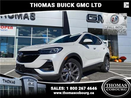 2021 Buick Encore GX Essence (Stk: B38589) in Cobourg - Image 1 of 16