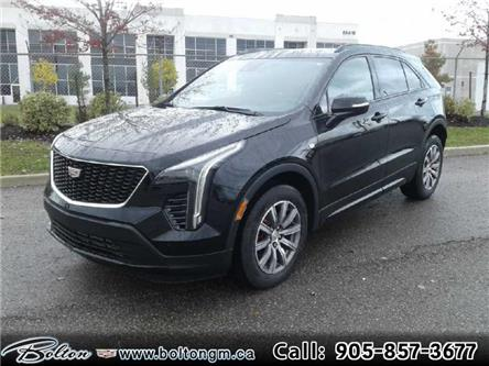 2021 Cadillac XT4 Sport (Stk: MF020901) in Bolton - Image 1 of 15