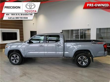2019 Toyota Tacoma TRD Sport (Stk: 204081) in Brandon - Image 1 of 27