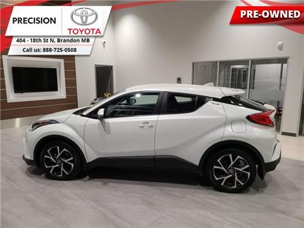 2018 Toyota C-HR XLE (Stk: 204061) in Brandon - Image 1 of 25