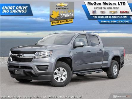 2021 Chevrolet Colorado WT (Stk: 133207) in Goderich - Image 1 of 23