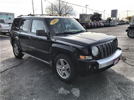 2007 Jeep Patriot Limited (Stk: 2151CA) in Windsor - Image 1 of 12