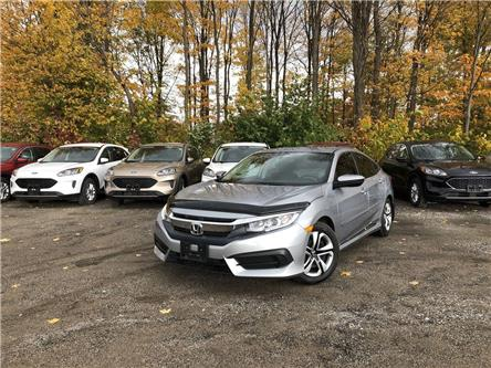 2016 Honda Civic LX (Stk: P9237) in Barrie - Image 1 of 16
