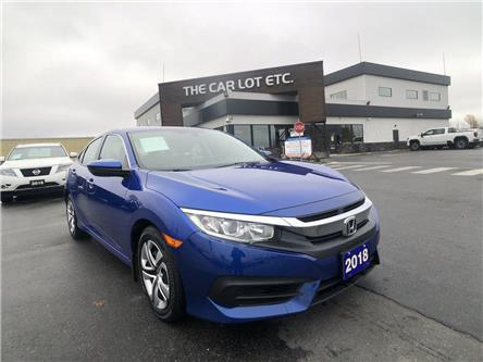 2018 Honda Civic LX (Stk: 20498) in Sudbury - Image 1 of 23