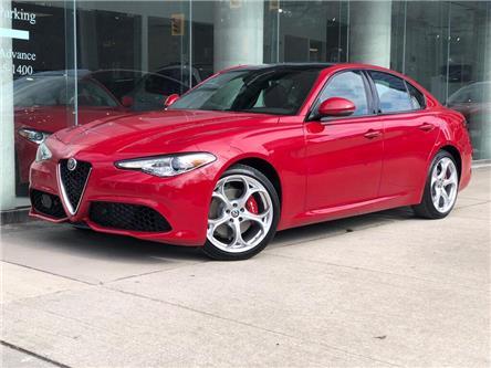 2020 Alfa Romeo Giulia ti (Stk: 83AR) in Toronto - Image 1 of 22