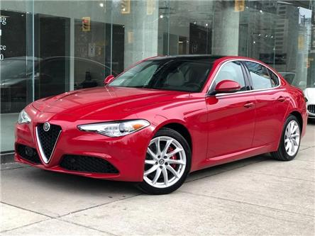 2020 Alfa Romeo Giulia Base (Stk: 67AR) in Toronto - Image 1 of 24