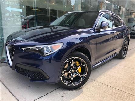 2020 Alfa Romeo Stelvio ti (Stk: 102AR) in Toronto - Image 1 of 27