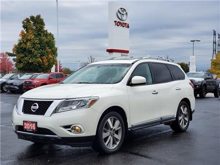2016 Nissan Pathfinder  (Stk: 21089A) in Bowmanville - Image 1 of 30