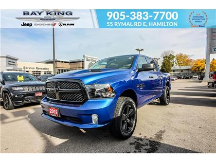 2019 RAM 1500 Classic ST (Stk: 207130A) in Hamilton - Image 1 of 28