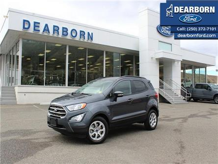 2020 Ford EcoSport SE (Stk: SL315) in Kamloops - Image 1 of 32
