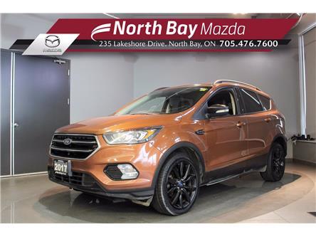 2017 Ford Escape Titanium (Stk: U6733A) in Sudbury - Image 1 of 23