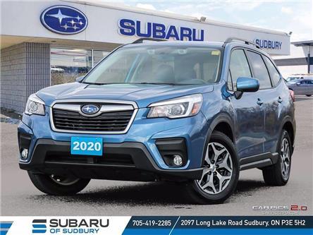 2020 Subaru Forester Convenience (Stk: S20147) in Sudbury - Image 1 of 29