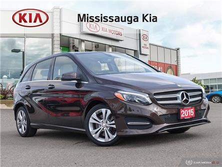 2015 Mercedes-Benz B-Class Sports Tourer (Stk: 3653P) in Mississauga - Image 1 of 31