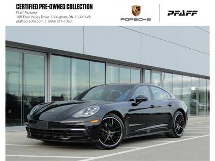 2018 Porsche Panamera 4 (Stk: U9085) in Vaughan - Image 1 of 22