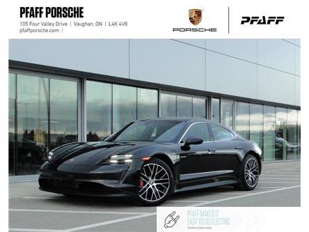 2020 Porsche Taycan 4S (Stk: P16087) in Vaughan - Image 1 of 18
