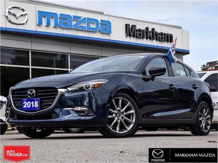 2018 Mazda Mazda3 Sport GT (Stk: P2024) in Markham - Image 1 of 27