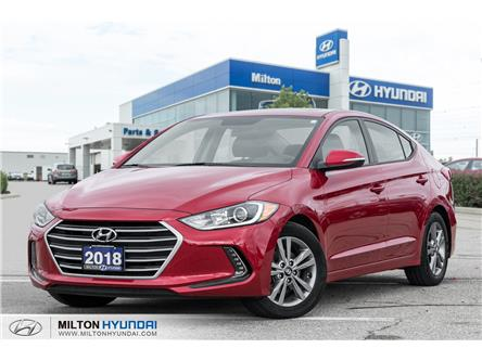 2018 Hyundai Elantra GL SE (Stk: 468143) in Milton - Image 1 of 20