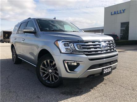 2020 Ford Expedition Limited (Stk: S10555R) in Leamington - Image 1 of 28