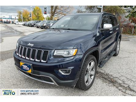 2015 Jeep Grand Cherokee Limited (Stk: G930905) in Milton - Image 1 of 5