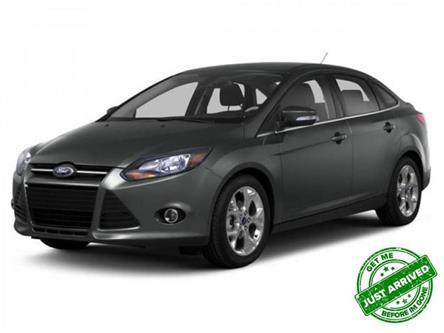 2013 Ford Focus TITANIUM  - Bluetooth -  Heated Seats (Stk: SJ424A) in Kamloops - Image 1 of 9