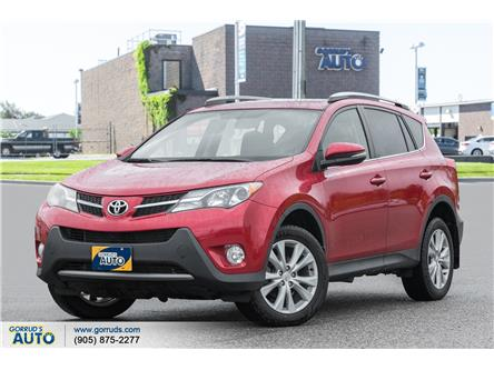 2013 Toyota RAV4 Limited (Stk: 056096) in Milton - Image 1 of 22
