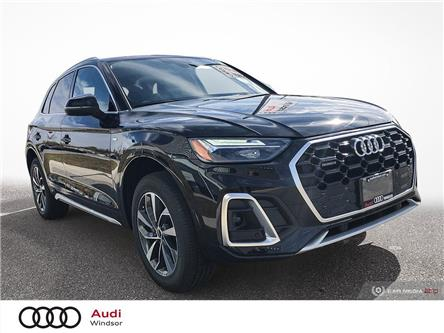 2021 Audi Q5 45 Progressiv (Stk: 21008) in Windsor - Image 1 of 30