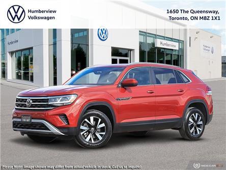 2020 Volkswagen Atlas Cross Sport 2.0 TSI Comfortline (Stk: 98203) in Toronto - Image 1 of 23