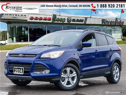 2014 Ford Escape SE (Stk: V03001A) in Cornwall - Image 1 of 27