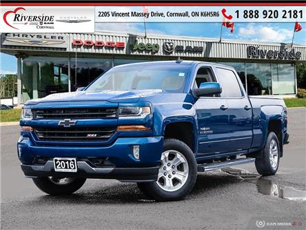 2016 Chevrolet Silverado 1500 LT (Stk: N20086A) in Cornwall - Image 1 of 27