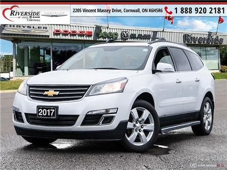 2017 Chevrolet Traverse 1LT (Stk: N20092A) in Cornwall - Image 1 of 26