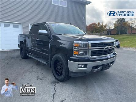 2014 Chevrolet Silverado 1500 2LZ (Stk: U2931) in Saint John - Image 1 of 19