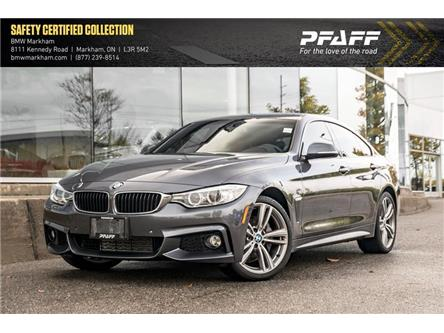 2016 BMW 435i xDrive Gran Coupe (Stk: O13582) in Markham - Image 1 of 22