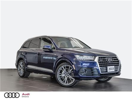 2019 Audi Q7 55 Technik (Stk: 52468) in Ottawa - Image 1 of 21