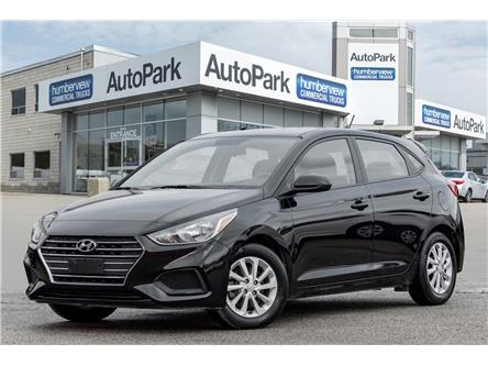 2019 Hyundai Accent Preferred (Stk: APR9664) in Mississauga - Image 1 of 19