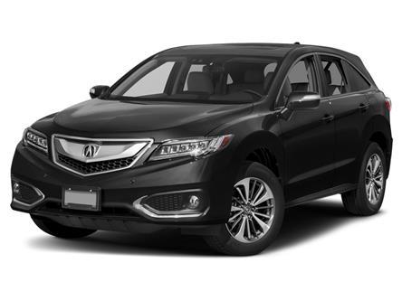 2017 Acura RDX Elite (Stk: 4333) in Burlington - Image 1 of 9
