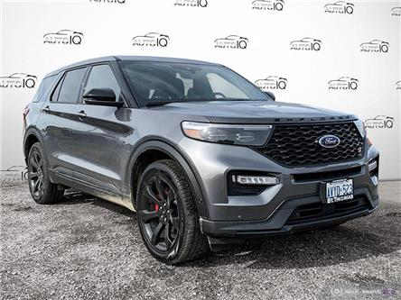 2021 Ford Explorer ST (Stk: A08934) in St. Thomas - Image 1 of 25