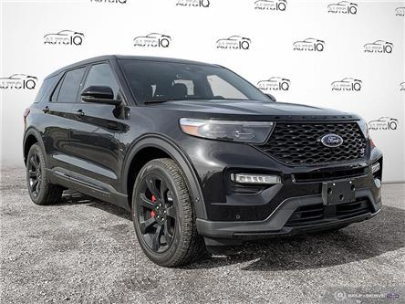 2021 Ford Explorer ST (Stk: S1003) in St. Thomas - Image 1 of 25