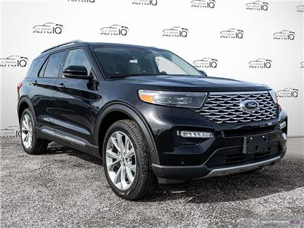2021 Ford Explorer Platinum (Stk: A08937) in St. Thomas - Image 1 of 25