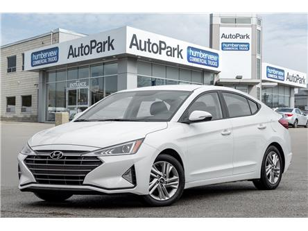 2020 Hyundai Elantra Preferred (Stk: APR9682) in Mississauga - Image 1 of 19